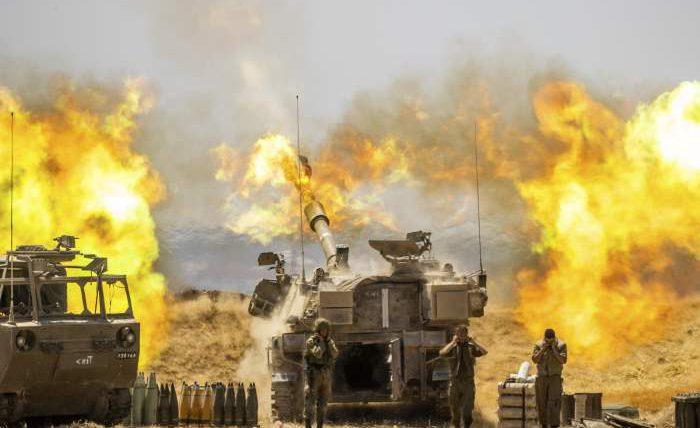 Израиль, Газа, война,