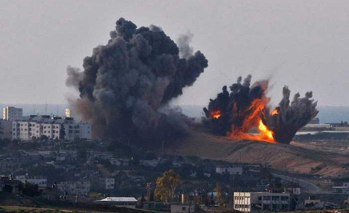 Израиль, Сектор Газа,