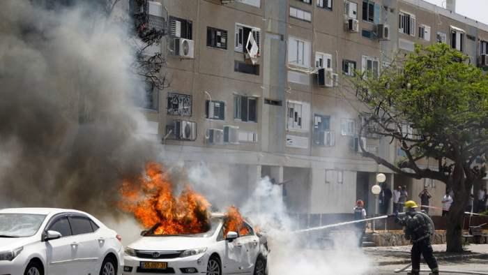 Израиль, Хамас резервисты,