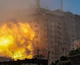 Израиль, удар, офис, здание,