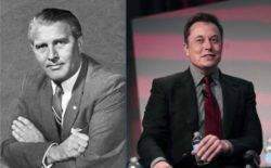 Невероятное предсказание ученого 1953 года о человеке по имени Илон, возглавляющем миссию на Марс