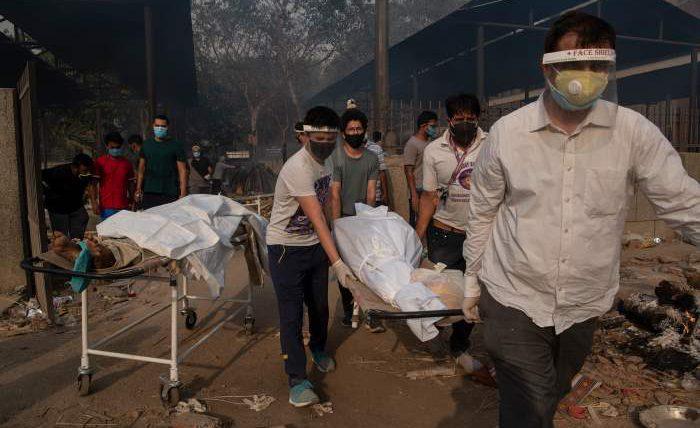 Индия, коронавирус, covid,