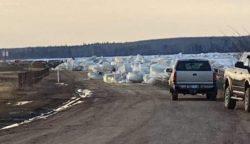 В северной Канаде тронулся лед (ВИДЕО)