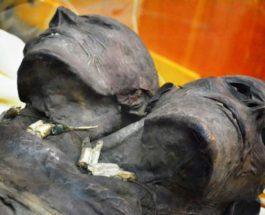 Кап-Два, мумия, Аргентина,