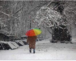 Кашмир, снег, май,