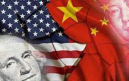 Китай, США,