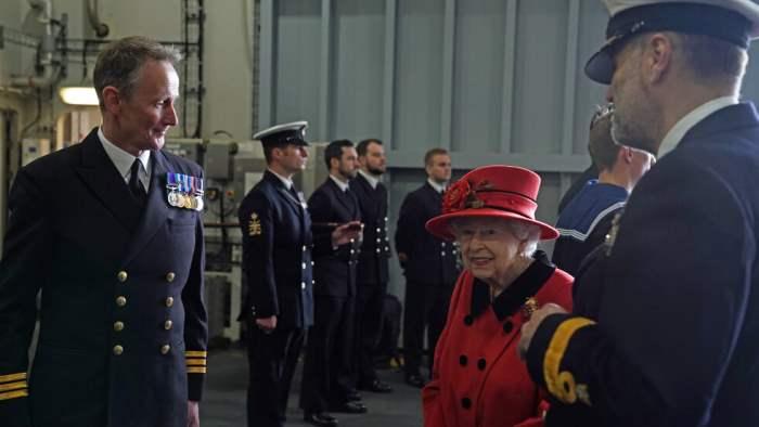 Королева Елизавета, авианосец,