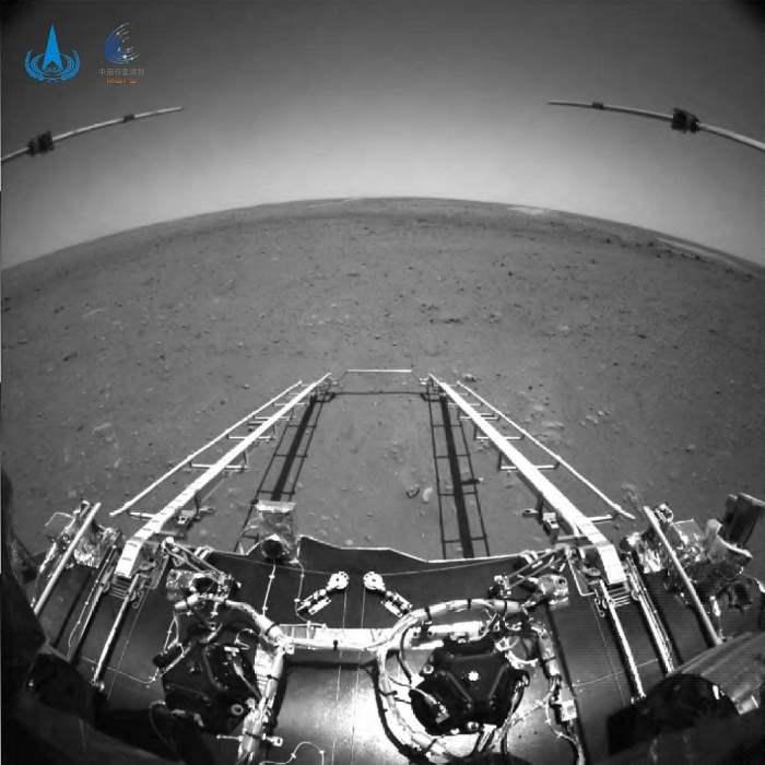 Марсоход, Zhuzhong, Марс,