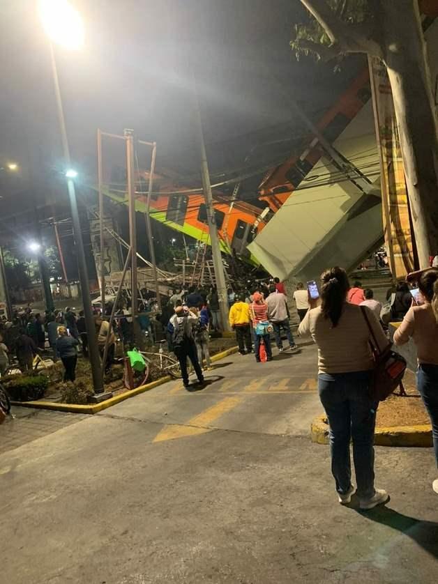 Мексика, метро,