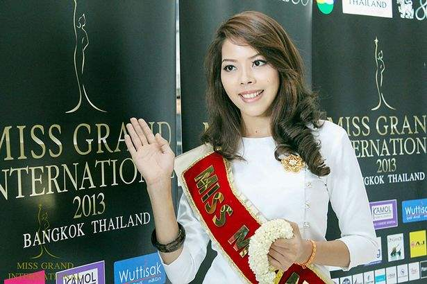 Мьянма, королева красоты,