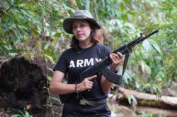 32-летняя бывшая королева конкурса красоты ополчилась против военного переворота в Мьянме
