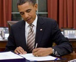 НЛО, Обама,