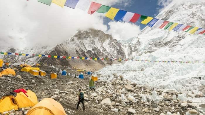 Непал, Эверест, коронавирус, COVID-19,
