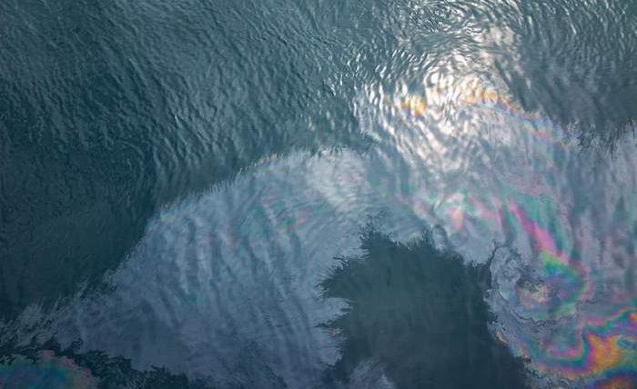 Туапсе, разлив нефти, Черное море,