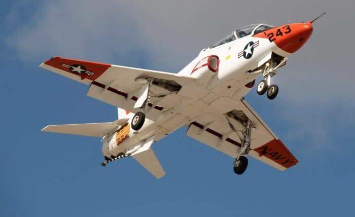 Т-45 Goshawk, самолет, США,
