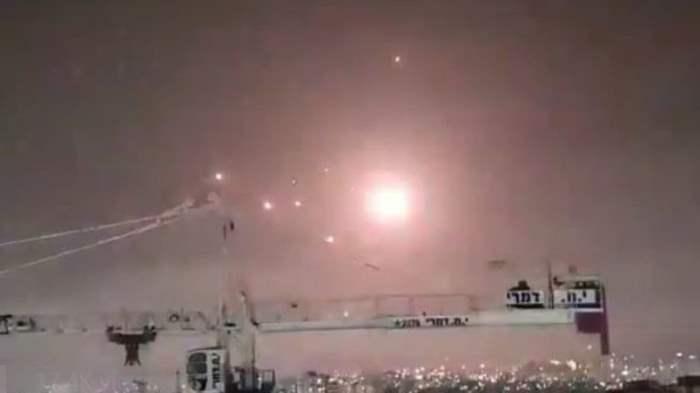 ХАМАС, Израиль, ракеты,