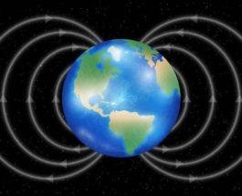 Центр тяжести планеты, полюса, изменение полюсов,