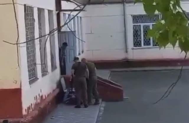 Черноморск, стрельба, Одесская область, закладчик,
