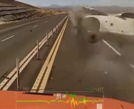 авария, Nissan 350Z,