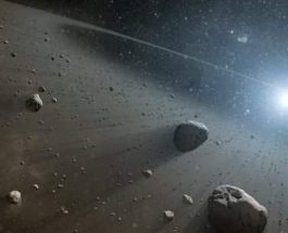 астероид падение