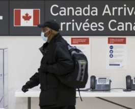 аэропорт, Канада, штраф, covid, тест,