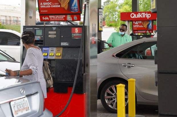 бензин, США, цены,