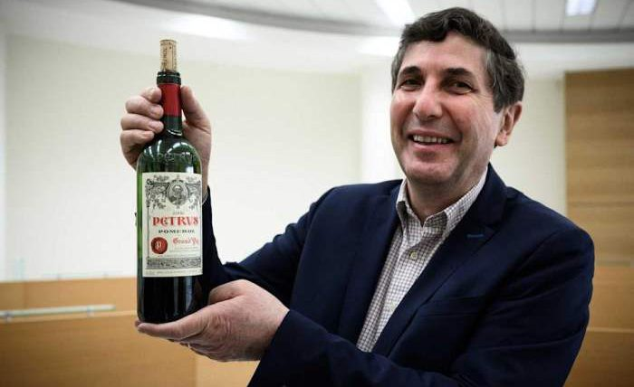 вино, космос, аукцион,