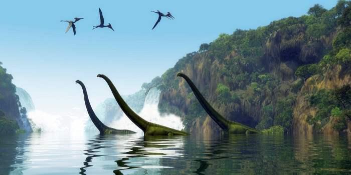 динозавры, новый вид, Мексика,