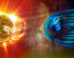 Сильная магнитная буря ударила по Земле