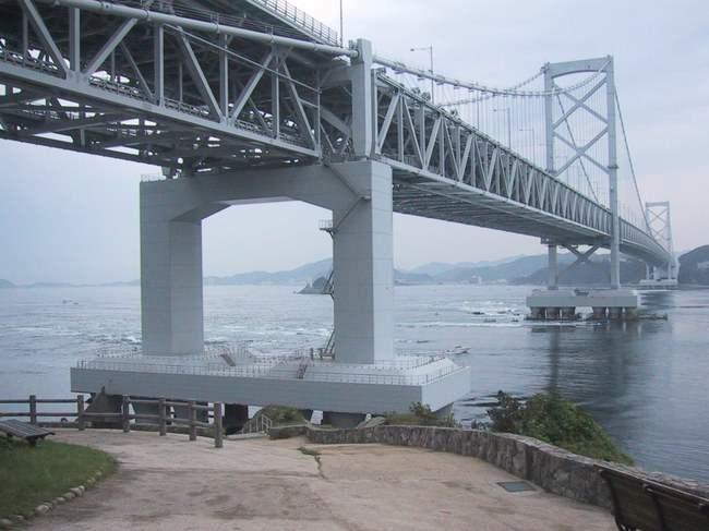 Мост через пролив Наруто