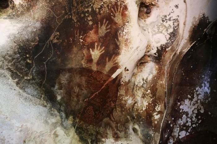 наскальная живопись, Сулавеси,