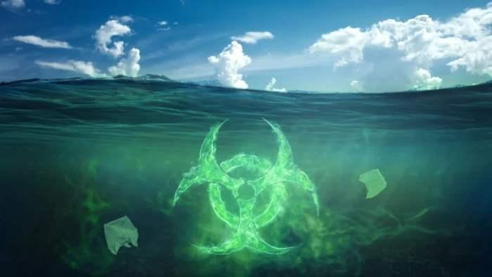 токсические отходы, США,
