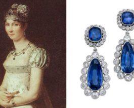 украшения, дочь Наполеона,