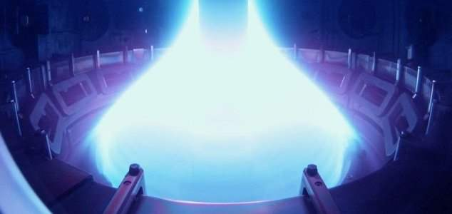 эксперимент, термоядерный синтез,