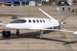 Eviation готовится к полету своего потрясающего роскошного электрического самолета Alice