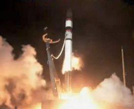 BlackSky, Rocket Lab, спутники, запуск,