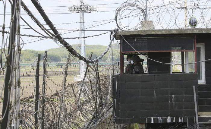 COVID, Северная Корея, КНДР,