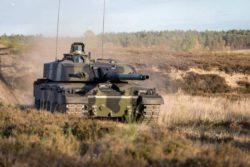 Британская армия заключила контракт на создание «самого смертоносного танка в Европе»
