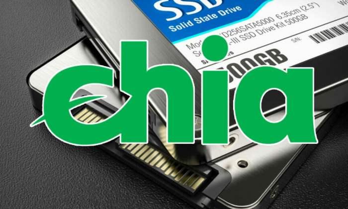 ChiaCoin, SSD, Chia,