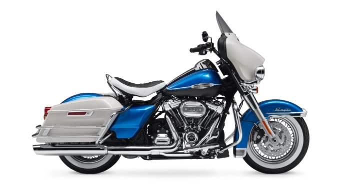 Electra Glide Revival, Harley-Davidson,