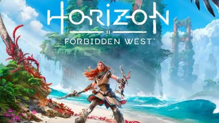 Horizon Forbidden West, SONY,