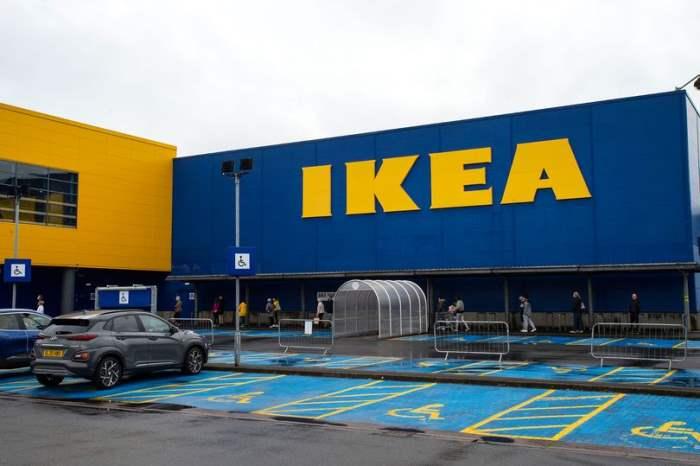 IKEA, облик, Иисус Христос,