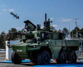 Jaguar (EBRC), ракета, бмп,