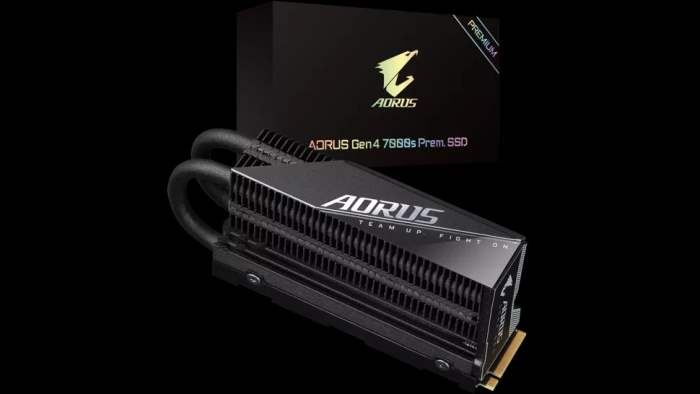 M.2 Gigabyte Gen 4, SSD,