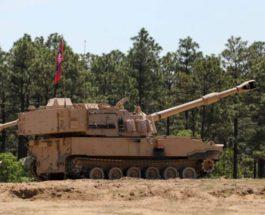 M109A7, Палладин, Palladin, САУ,