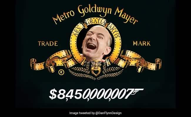 MGM, Amazon,