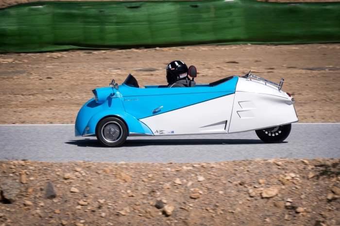 Messerschmitt, авто,