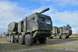 Rheinmetall представляет новое поколение тактических грузовиков
