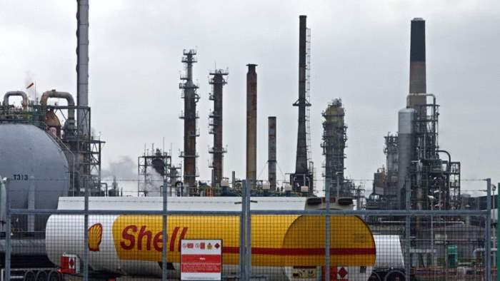 Royal Dutch Shell, Shell, выбросы,