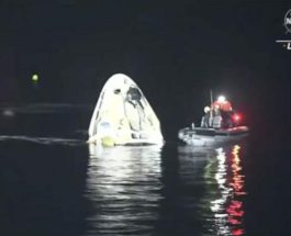 SpaceX, МКС, астронавты,